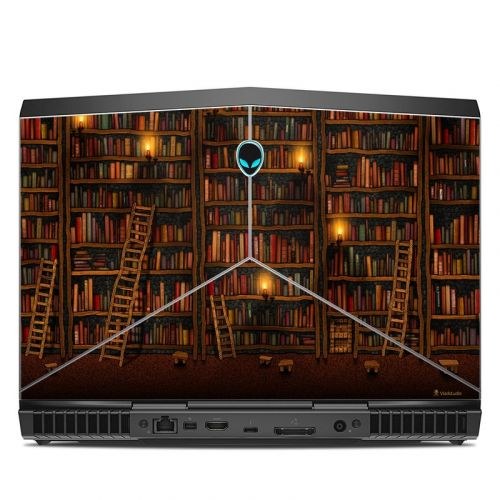 Library Alienware 13 R3 Skin