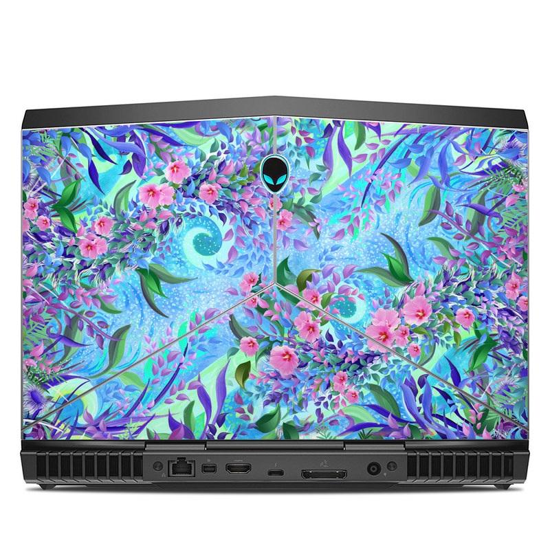 Lavender Flowers Alienware 13 R3 Skin