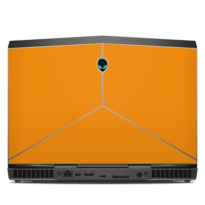 Solid State Orange Alienware 13 R3 Skin