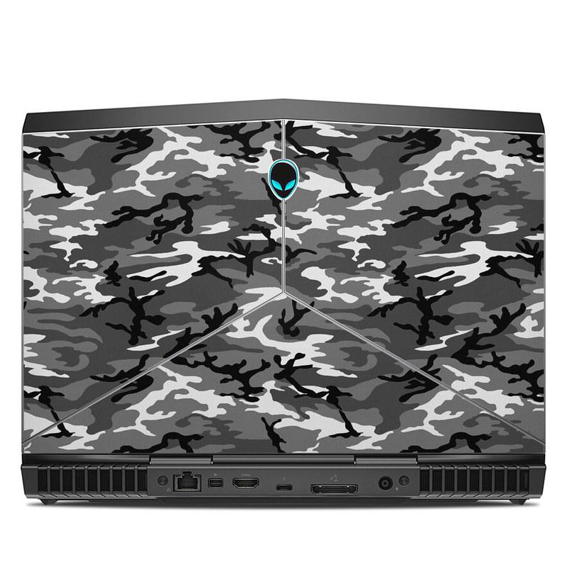 Urban Camo Alienware 13 R3 Skin