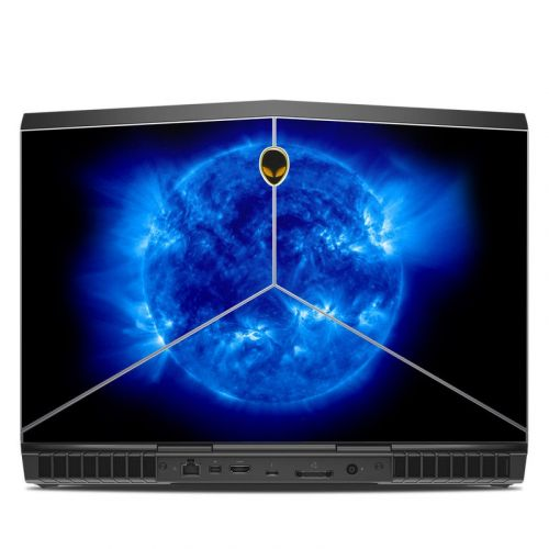 Blue Giant Alienware 15 R3 Skin