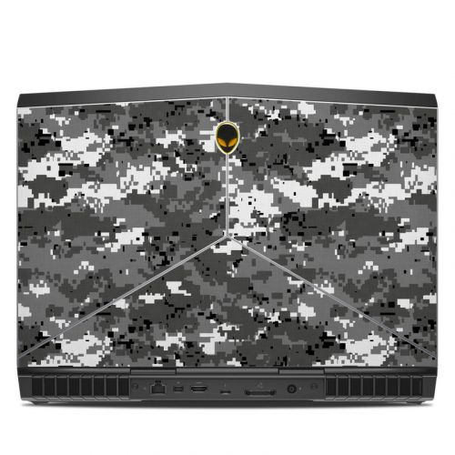 Digital Urban Camo Alienware 15 R3 Skin