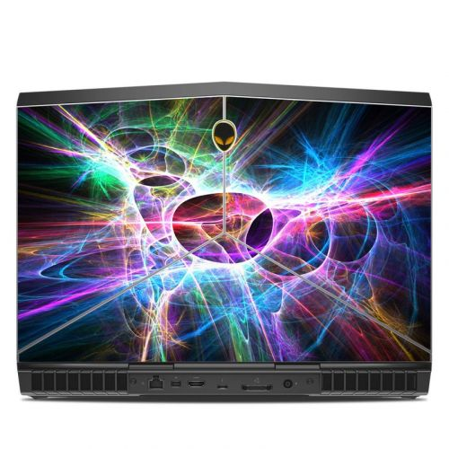 Static Discharge Alienware 15 R3 Skin
