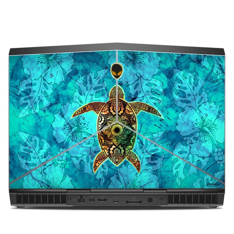 Sacred Honu Alienware 15 R3 Skin