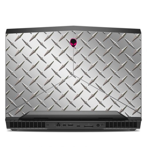 Diamond Plate Alienware 17 R4 Skin