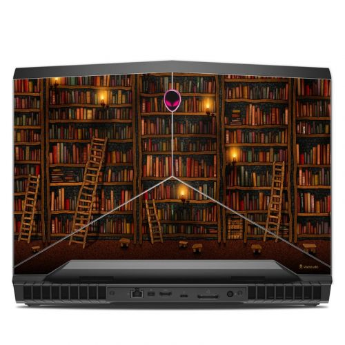 Library Alienware 17 R4 Skin