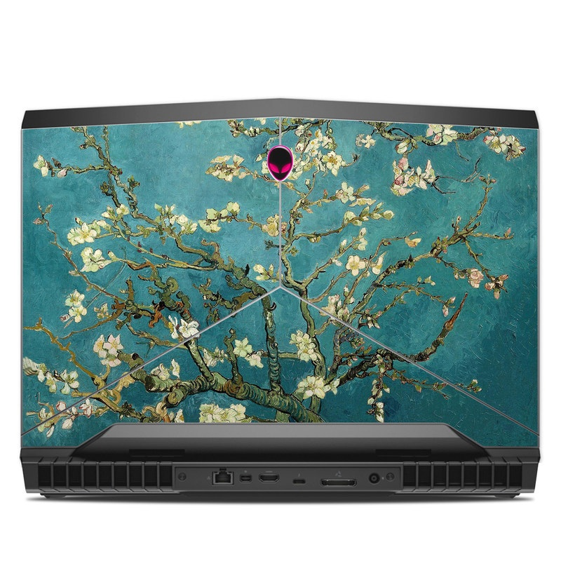 Blossoming Almond Tree Alienware 17 R4 Skin