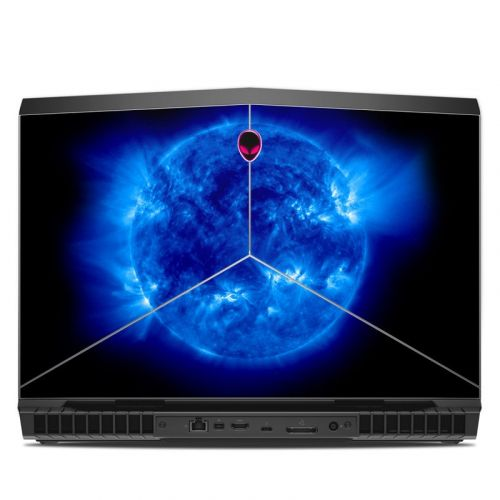 Blue Giant Alienware 17 R5 Skin