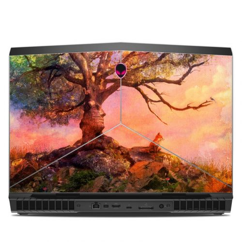Fox Sunset Alienware 17 R5 Skin