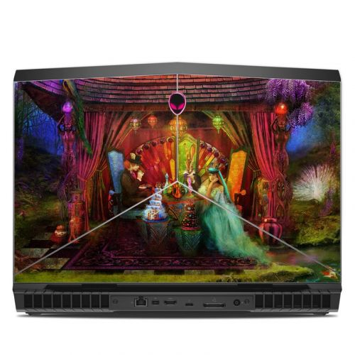 A Mad Tea Party Alienware 17 R5 Skin