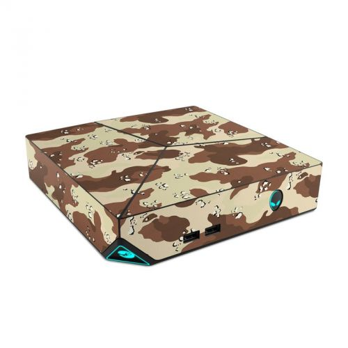 Desert Camo Alienware Steam Machine Skin