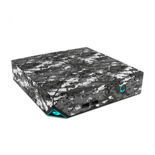 Digital Urban Camo Alienware Steam Machine Skin
