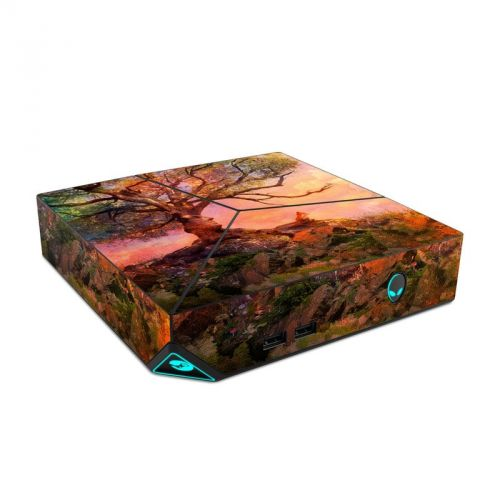 Fox Sunset Alienware Steam Machine Skin