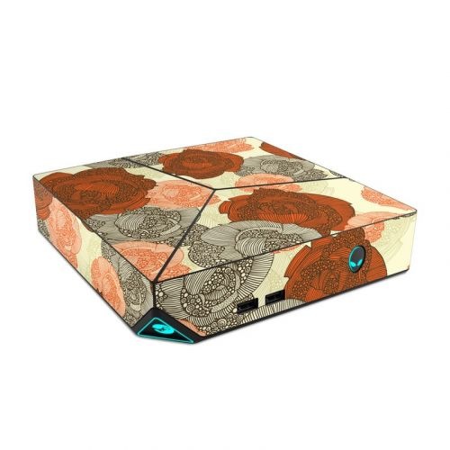 Roses Alienware Steam Machine Skin