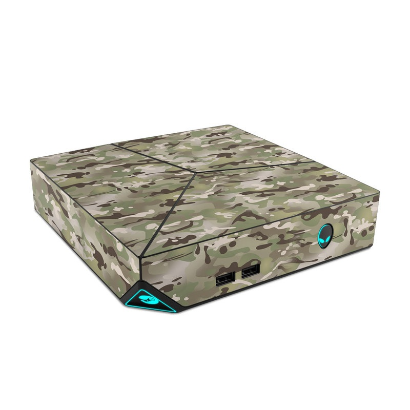 FC Camo Alienware Steam Machine Skin