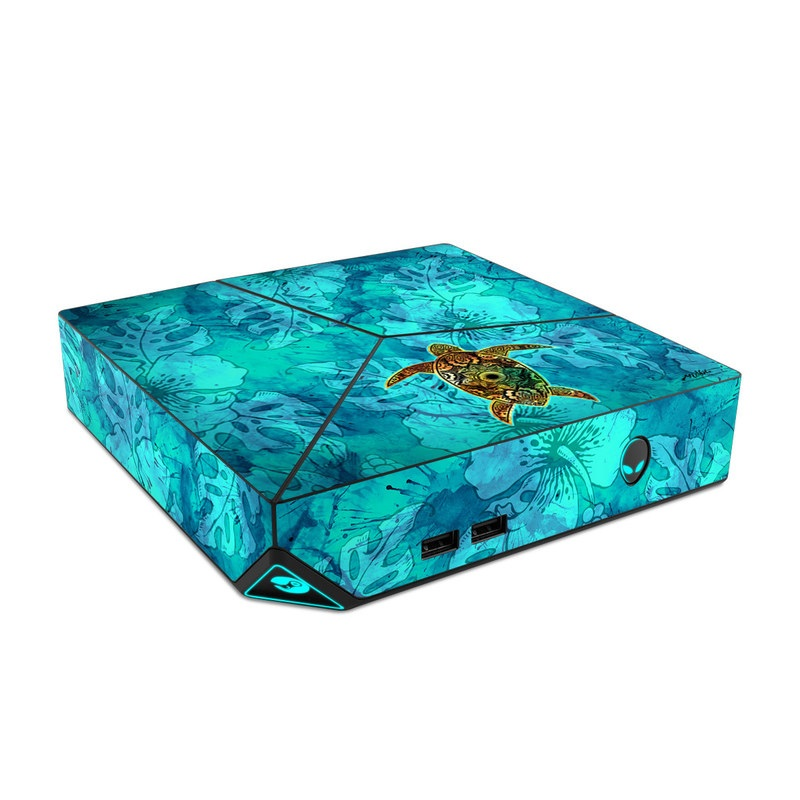 Sacred Honu Alienware Steam Machine Skin