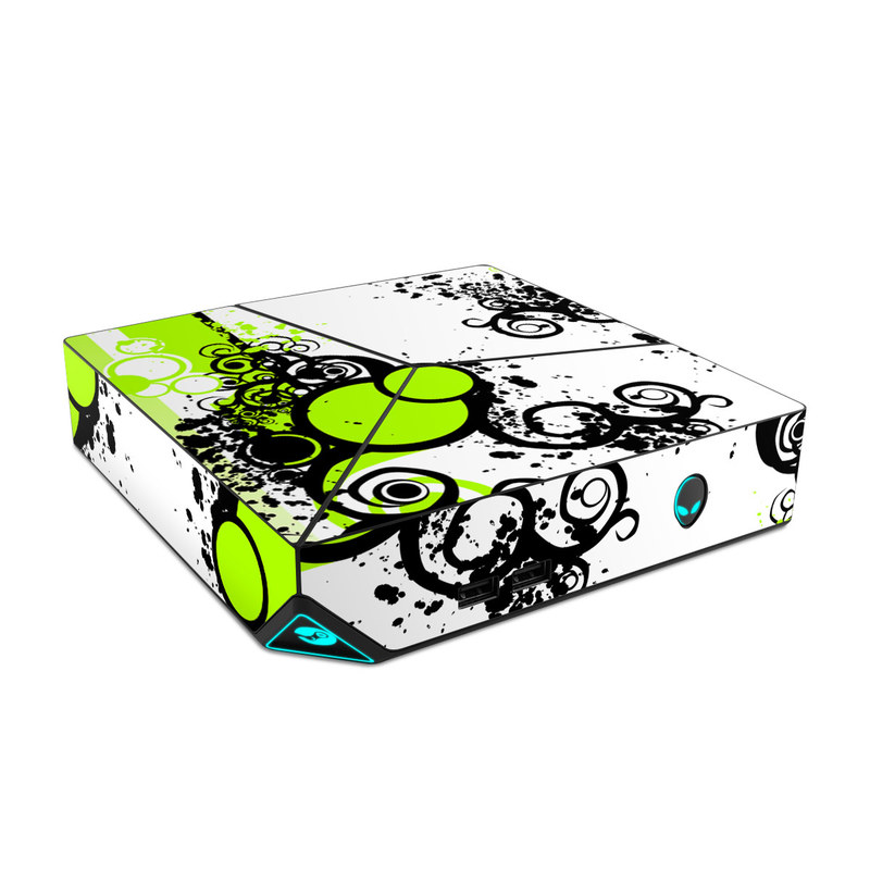 Simply Green Alienware Steam Machine Skin