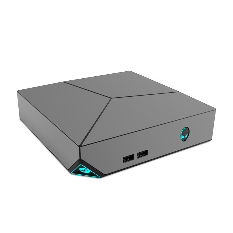 Solid State Grey Alienware Steam Machine Skin