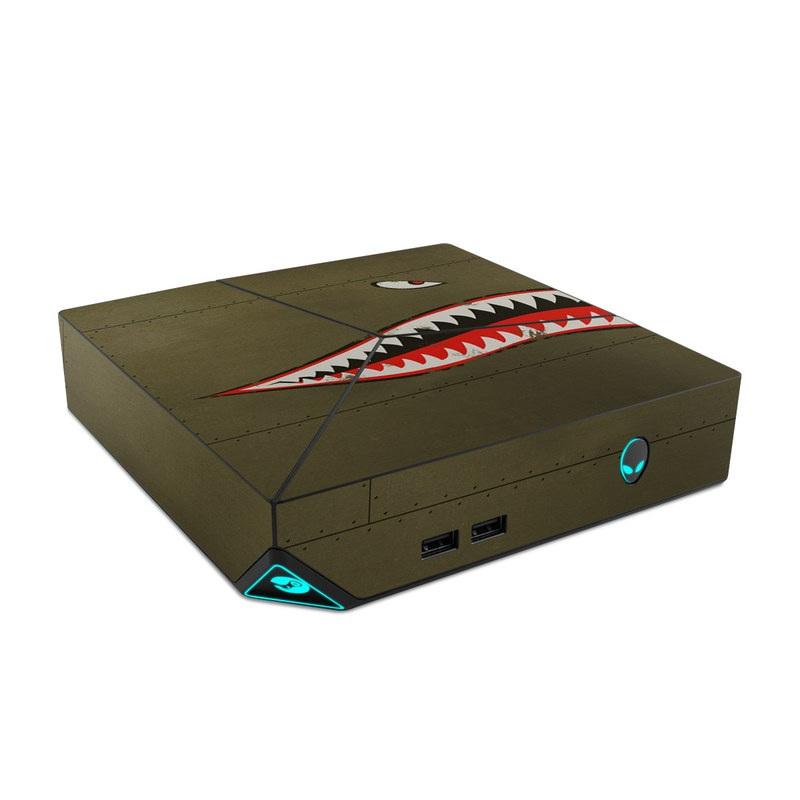 USAF Shark Alienware Steam Machine Skin