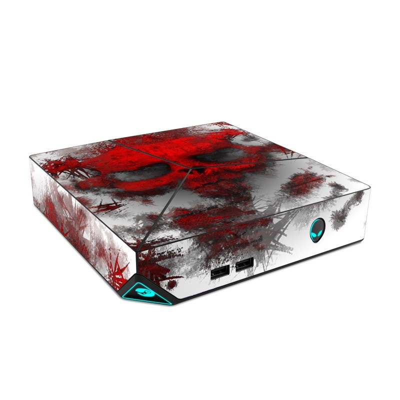 War Light Alienware Steam Machine Skin