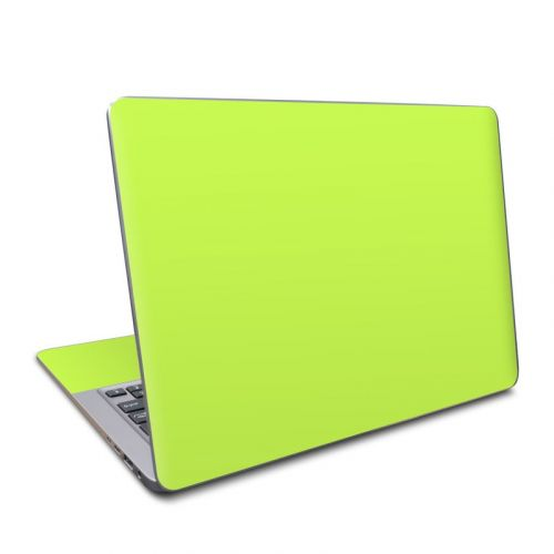 Solid State Lime Asus ZenBook UX330UA Skin