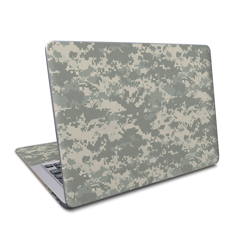 Asus ZenBook UX330UA Skin design of Military camouflage, Green, Pattern, Uniform, Camouflage, Design, Wallpaper with gray, green colors