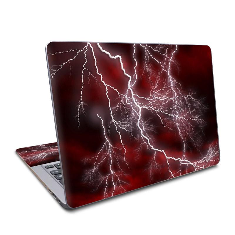 Apocalypse Red Asus ZenBook UX330UA Skin