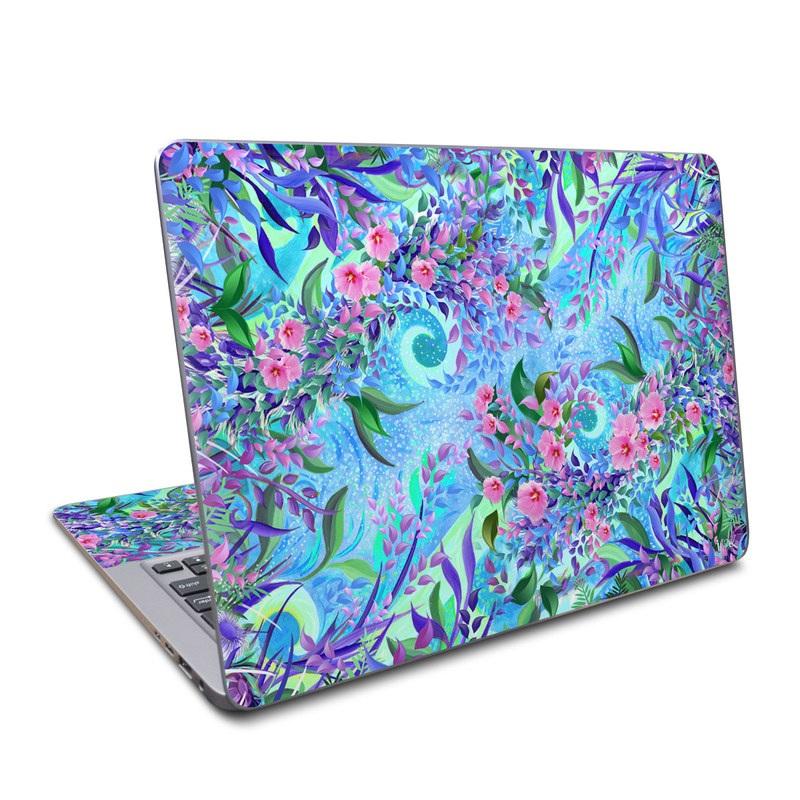 Lavender Flowers Asus ZenBook UX330UA Skin