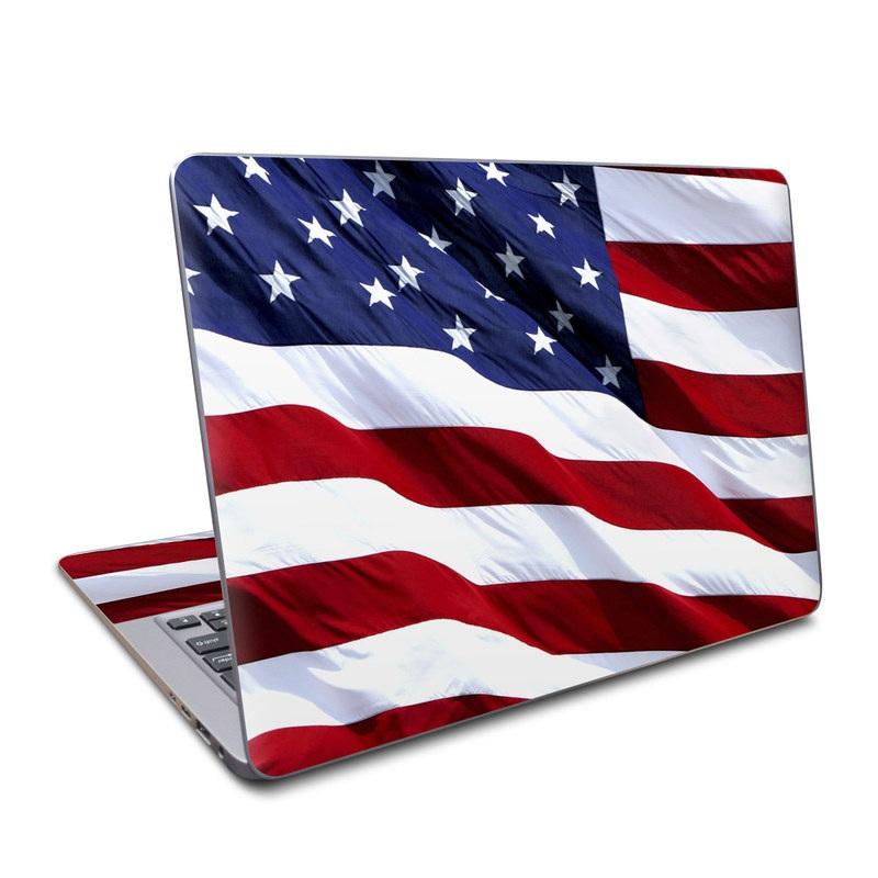 Patriotic Asus ZenBook UX330UA Skin