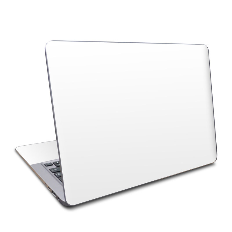 Solid State White Asus ZenBook UX330UA Skin