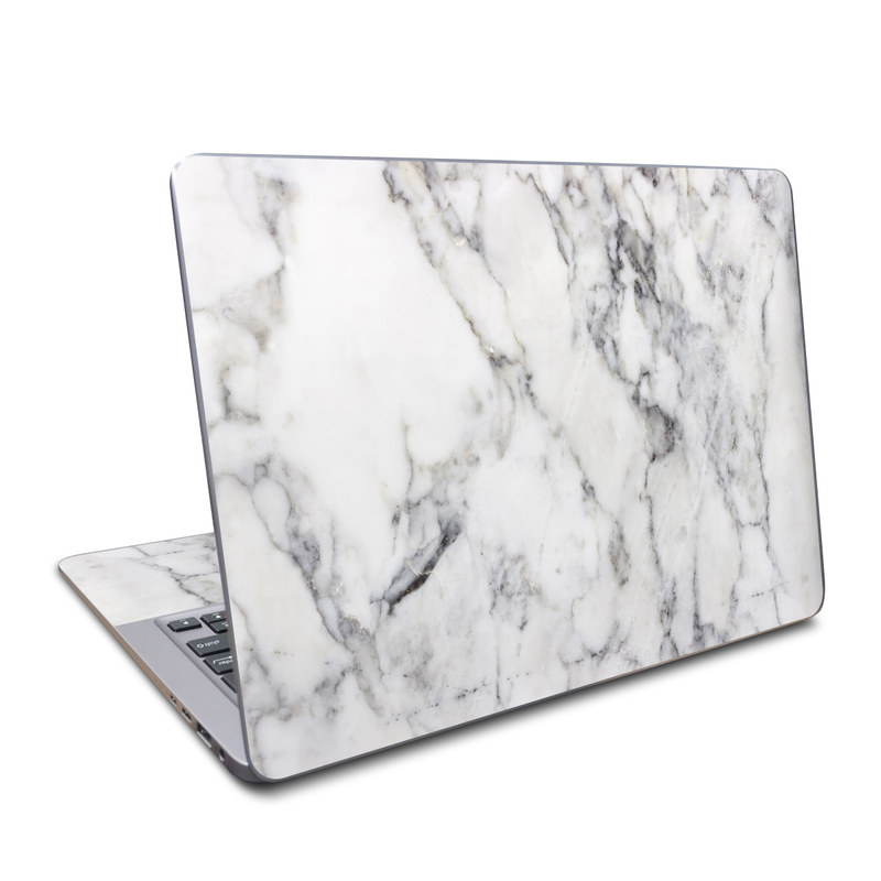 Asus ZenBook UX330UA Skin design of White, Geological phenomenon, Marble, Black-and-white, Freezing with white, black, gray colors