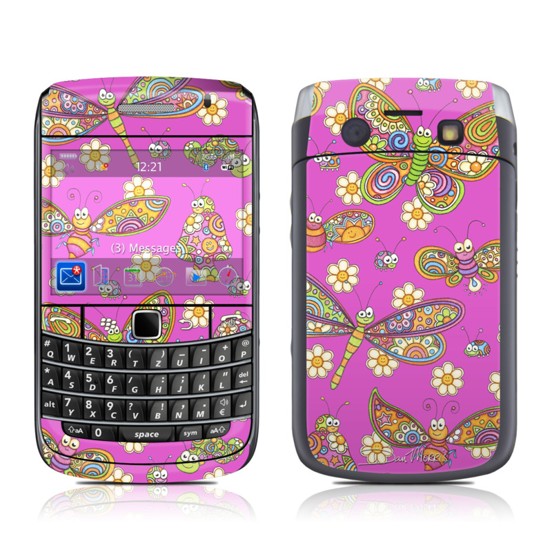 Buggy Sunbrights BlackBerry Bold 9700 Skin
