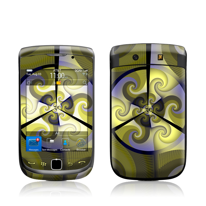 Jazz Transfusion BlackBerry Torch 9800 Skin