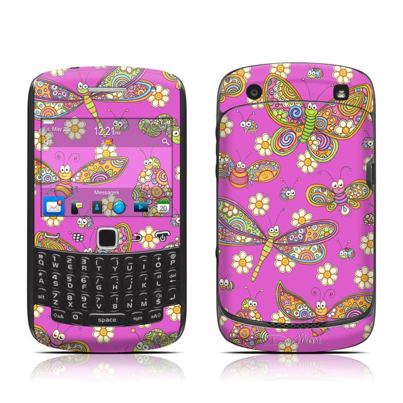 Buggy Sunbrights BlackBerry Curve 9300 Series Skin