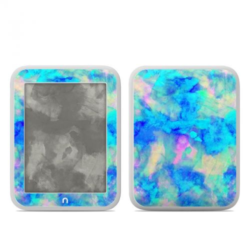 Electrify Ice Blue Barnes & Noble NOOK GlowLight Skin