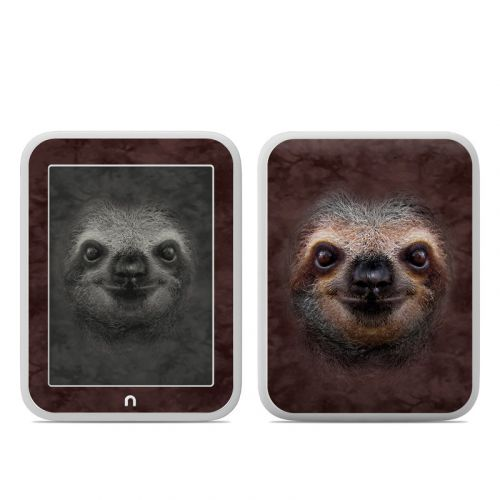 Sloth Barnes & Noble NOOK GlowLight Skin