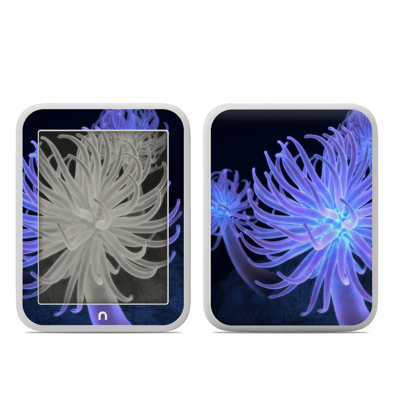 Anemones Barnes & Noble NOOK GlowLight Skin