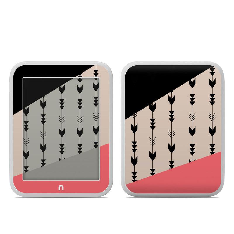 Arrows Barnes & Noble NOOK GlowLight Skin