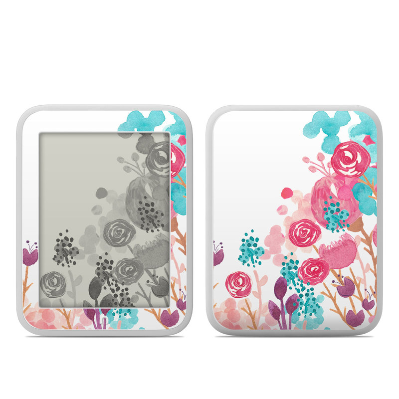 Blush Blossoms Barnes & Noble NOOK GlowLight Skin
