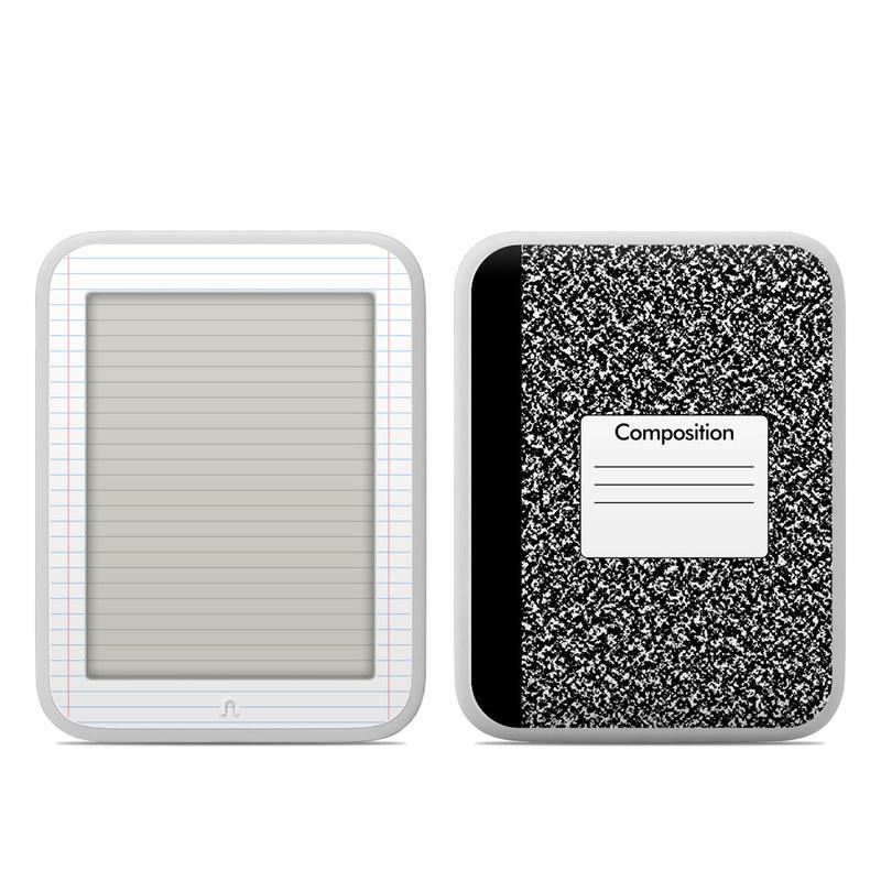 Composition Notebook Barnes & Noble NOOK GlowLight Skin