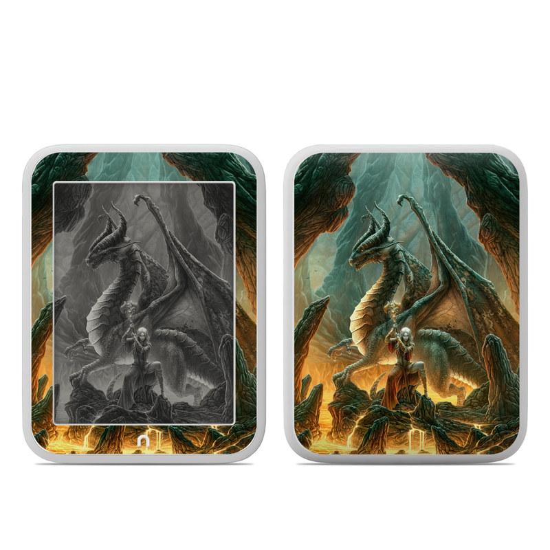 Dragon Mage Barnes & Noble NOOK GlowLight Skin