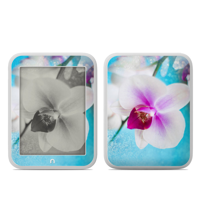 Eva's Flower Barnes & Noble NOOK GlowLight Skin