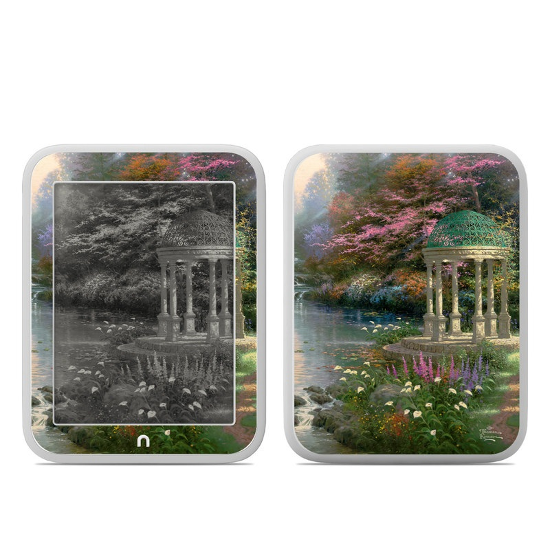 Garden Of Prayer Barnes & Noble NOOK GlowLight Skin
