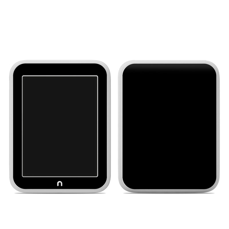 Solid State Black Barnes & Noble NOOK GlowLight Skin