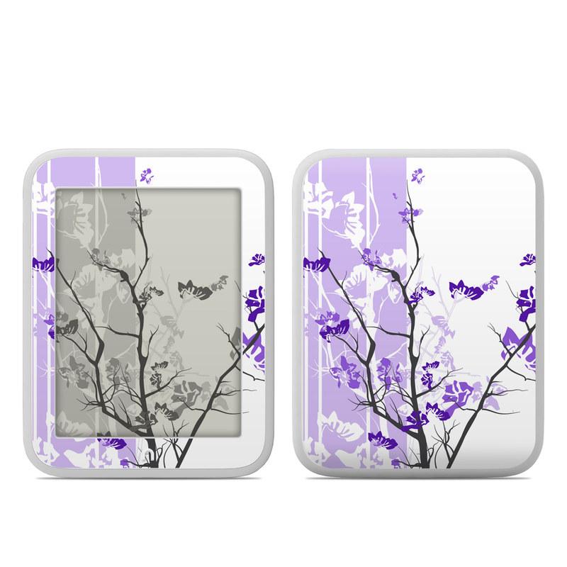 Violet Tranquility Barnes & Noble NOOK GlowLight Skin