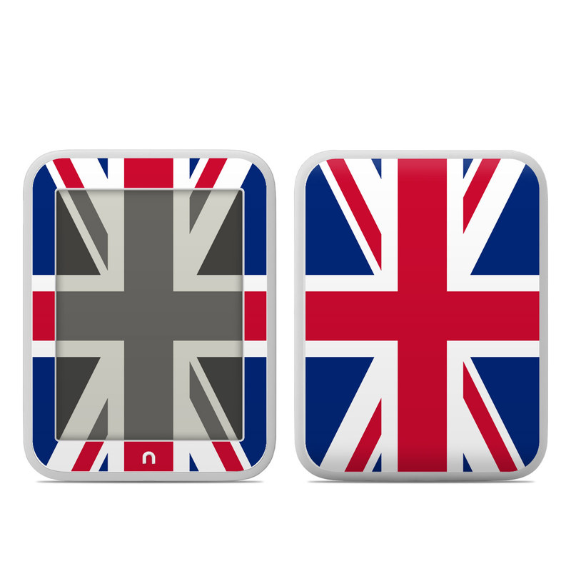 Union Jack Barnes & Noble NOOK GlowLight Skin