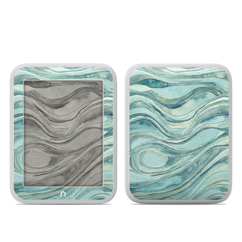 Waves Barnes & Noble NOOK GlowLight Skin