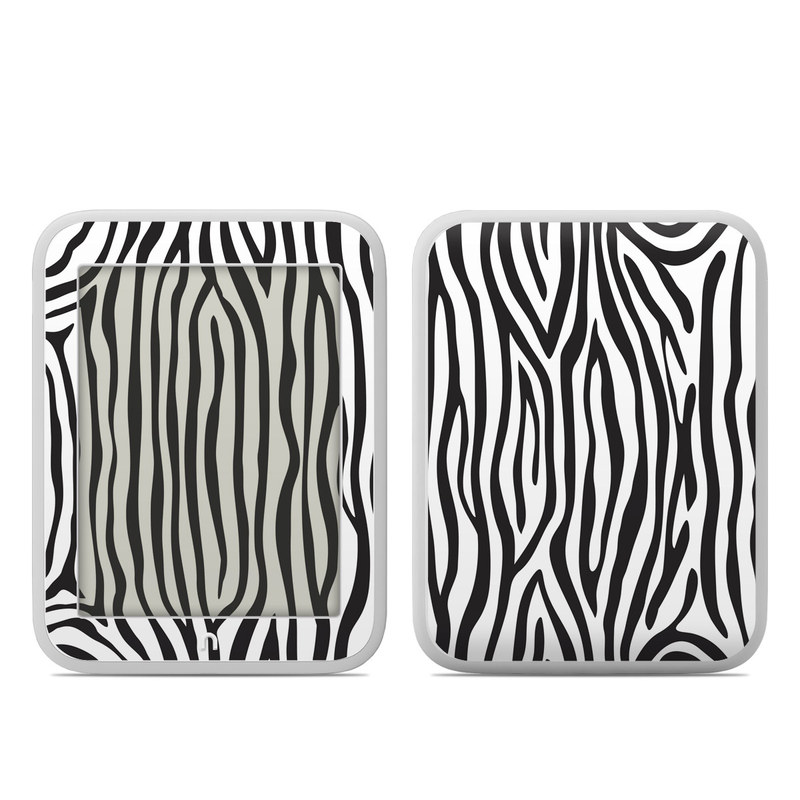 Zebra Stripes Barnes & Noble NOOK GlowLight Skin