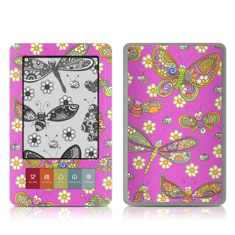 Buggy Sunbrights Barnes & Noble nook Skin