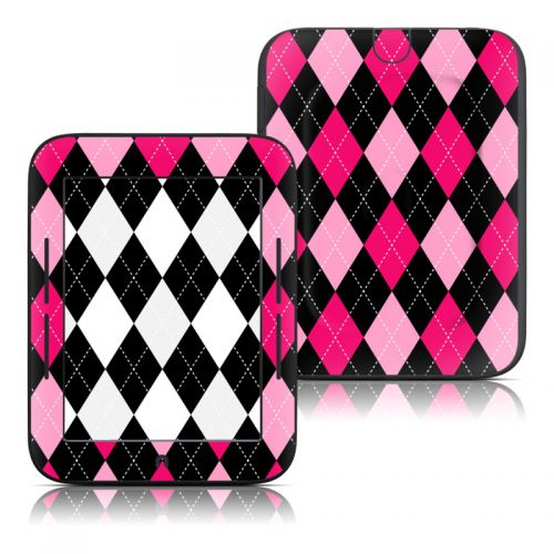 Argyle Style Barnes & Noble NOOK Simple Touch Skin